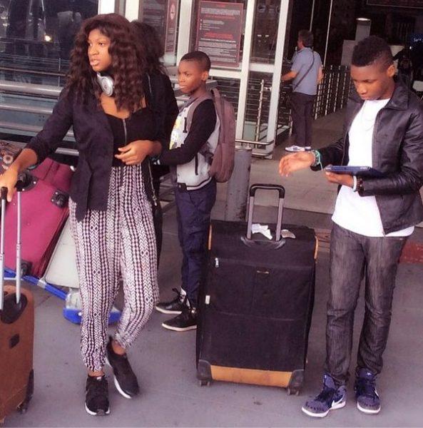 Omotola & Family - August 2014 - BellaNaija.com 03