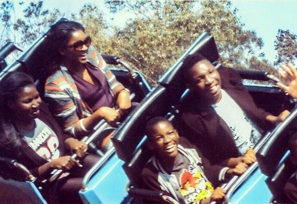 Omotola Jalade-Ekeinde & Fam in South Africa - August 2014 - BellaNaija.com 02
