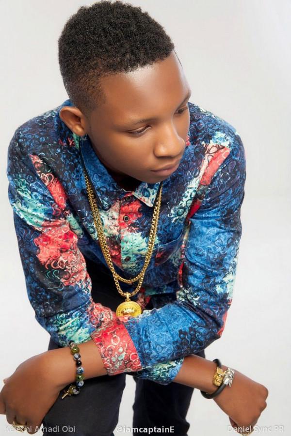 Omotola Jalade-Ekeinde's Son - BN Music - BellaNaija.com 01 (1)