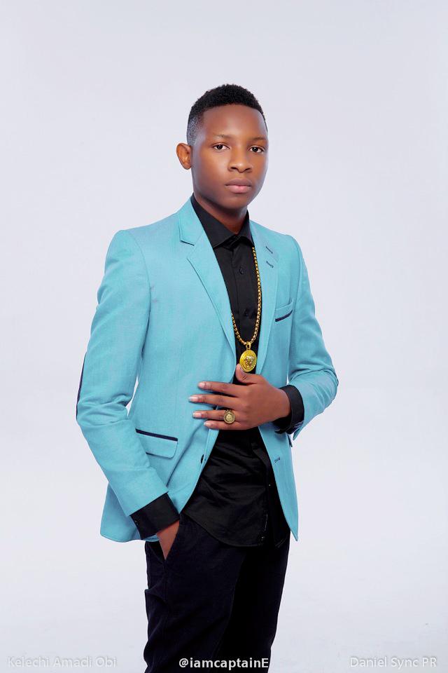Omotola Jalade-Ekeinde's Son - BN Music - BellaNaija.com 01 (2)