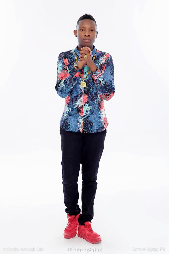 Omotola Jalade-Ekeinde's Son - BN Music - BellaNaija.com 01 (5)