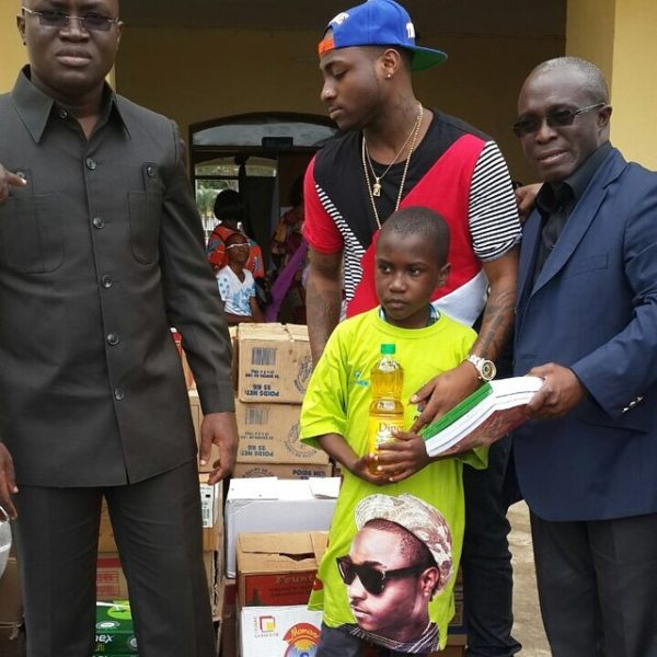 P-Square & Davido - Good Deeds - August 2014 - BellaNija (3)
