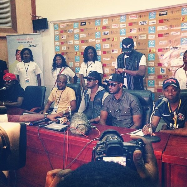 P-Square & Davido - Good Deeds - August 2014 - BellaNija (4)