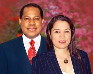 Pastor Chris and Anita Oyakhilome