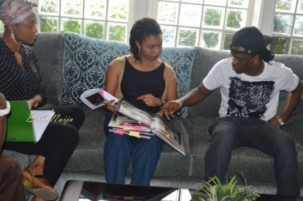 Paul & Anita Okoye at DO II Designs - August 2014 - BellaNaija.com 06