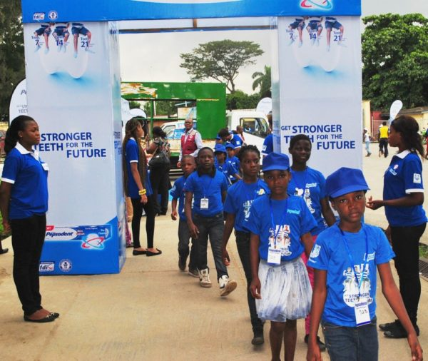 Pepsodent Gel Toothpaste launch - BellaNaija - August2014005