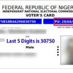 Permanent Voter's Card