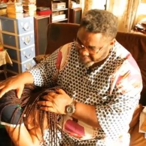 Pete Edochie & Ibinabo Fiberesima - August 2014 - BN Movies & TV - BellaNaija.com 01