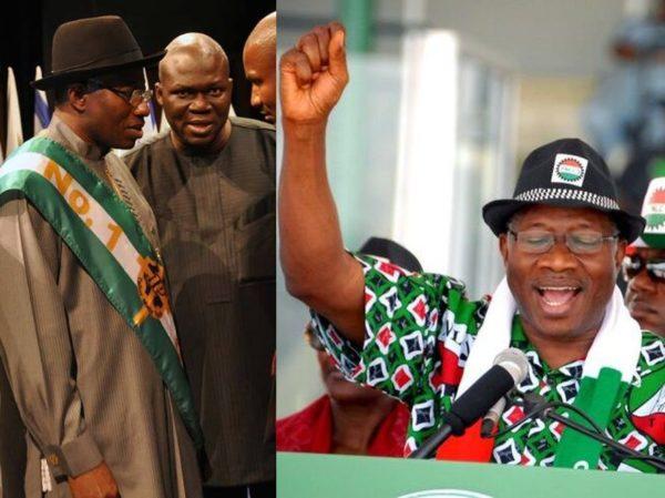 President Jonathan & Reuben Abati - August 2014 - BN News - BellaNaija.com 01