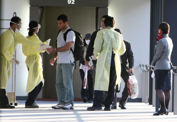 Japan Prepares For Swine Flu