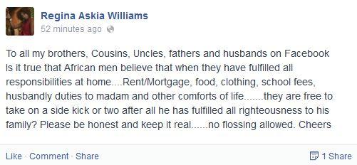 Regina Askia-Williams - August 2014 - BN Movies & TV - BellaNaija.com 01