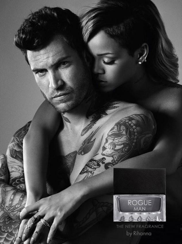 Rihanna Rogue Man - Bellanaija - August2014001