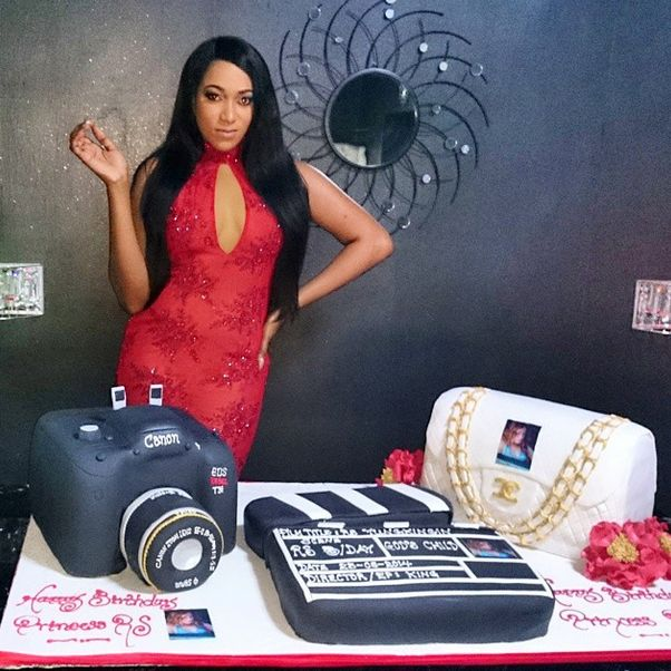 Rukky Sanda's Birthday - August 2014 - BellaNaija,com 012