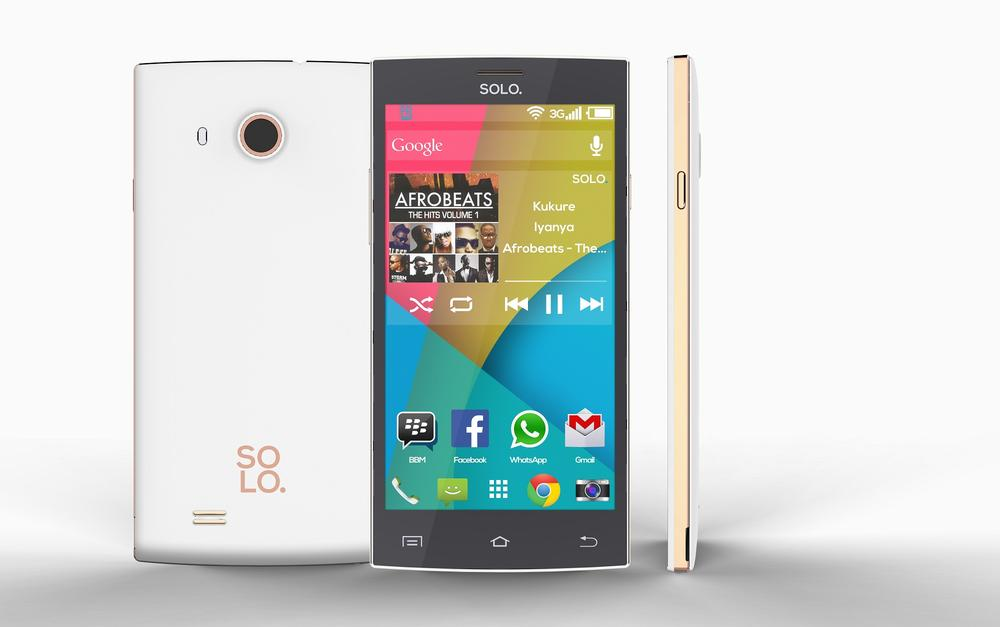 SOLO Phone Unveils Exciting New Phones, Pioneers ...