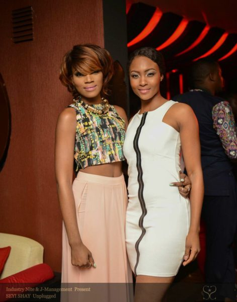 Seyi Shay Headlines Industry Nite - August 2014 - BellaNaija.com 01013