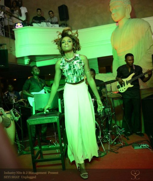 Seyi Shay Headlines Industry Nite - August 2014 - BellaNaija.com 01026