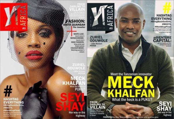 Seyi Shay & Meck - August 2014 - BellaNaija.com 02