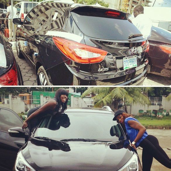 Seyi Shay's Ride - August 2014 - BN Music - BellaNaija.com 01