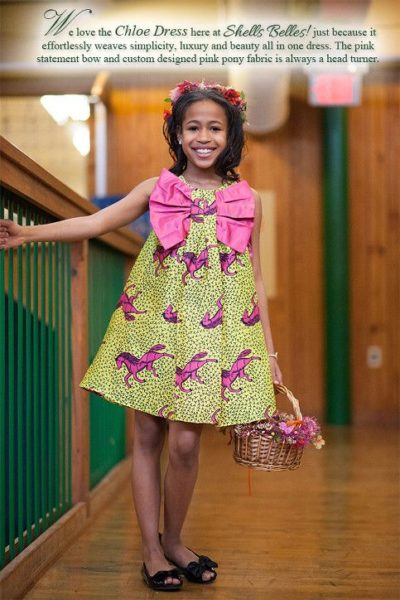 Shells Belles Kidz - Bellanaija - August2014001