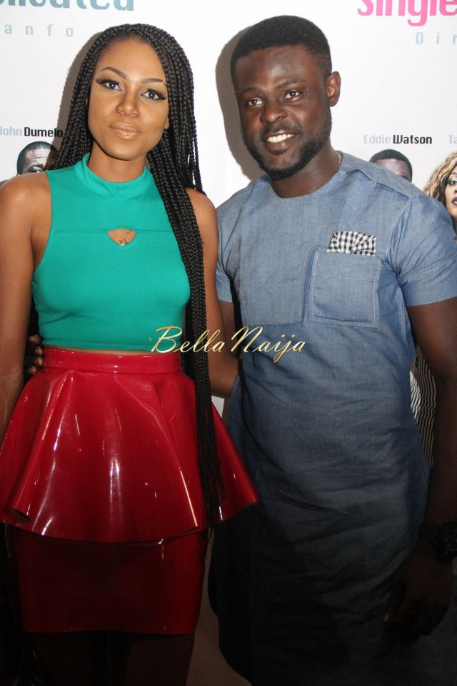 Yvonne Nelson & Yomi Casual