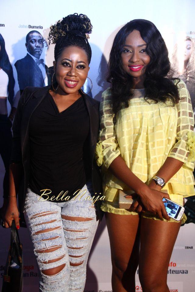 Moyo Lawal & Belinda Effah