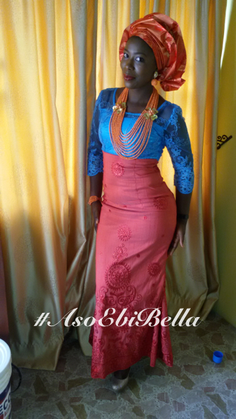 Styled by olan collection.aso ebi bella, asoebi,