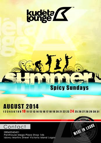 Summer Spicy Sundays at Kudeta Lounge - Bellanaija - August 2014