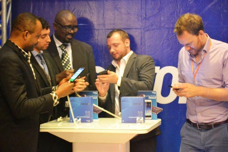 Tecno Phantom Z Smartphone Launch - BellaNaija - July2014005