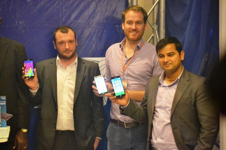 Tecno Phantom Z Smartphone Launch - BellaNaija - July2014006