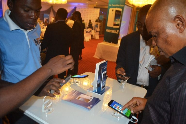 Tecno Phantom Z Smartphone Launch - BellaNaija - July2014011