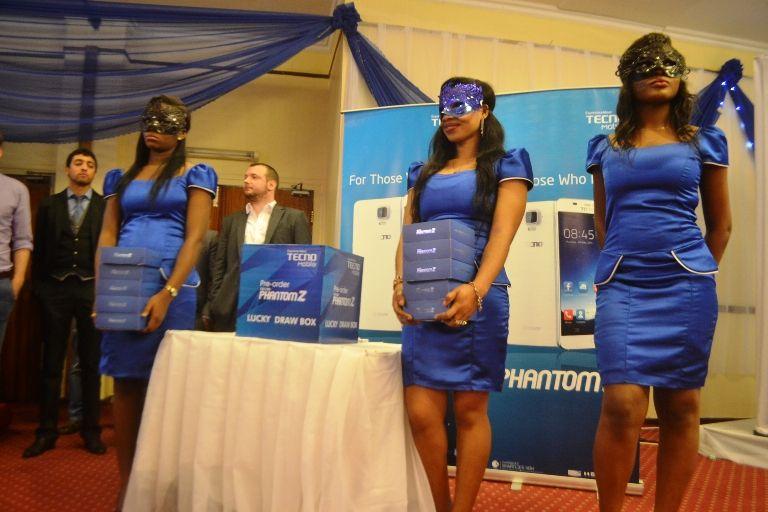 Tecno Phantom Z Smartphone Launch - BellaNaija - July2014015