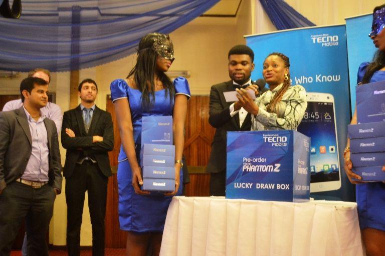 Tecno Phantom Z Smartphone Launch - BellaNaija - July2014017