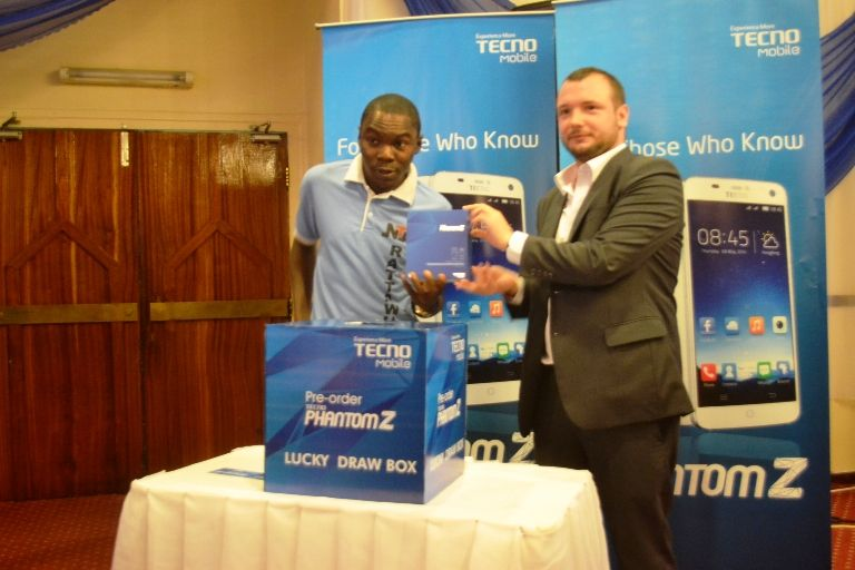 Tecno Phantom Z Smartphone Launch - BellaNaija - July2014018