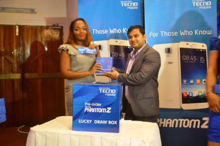 Tecno Phantom Z Smartphone Launch - BellaNaija - July2014020