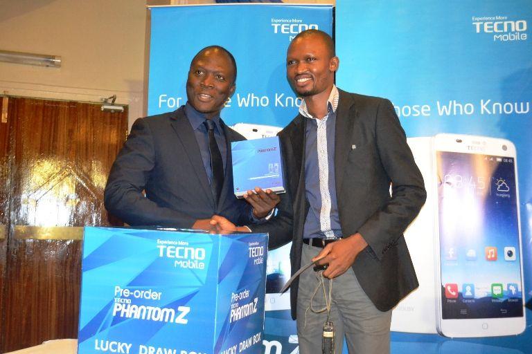 Tecno Phantom Z Smartphone Launch - BellaNaija - July2014021