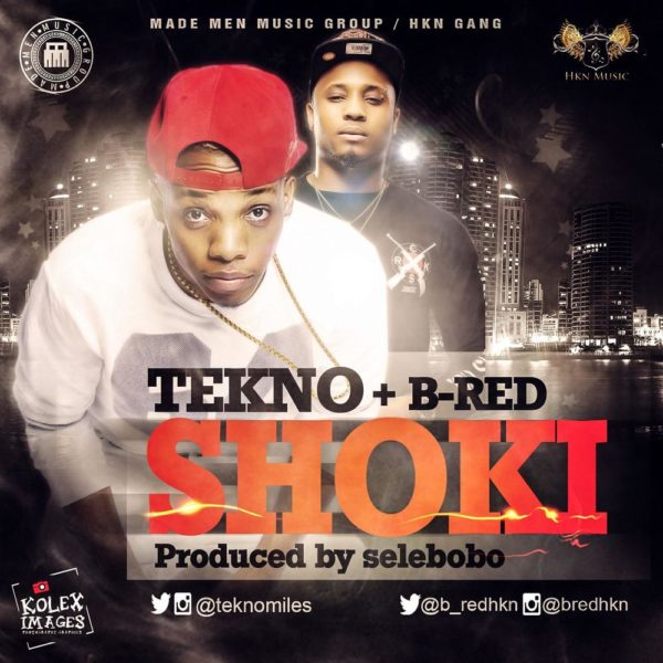Tekno & B-Red - Shoki - August 2014 - BN Music - BellaNaija.com 01