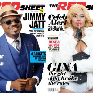 The Redsheet Magazine - August 2014 - BN Music - BellaNaija.com 01