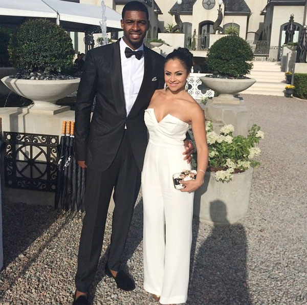 Gabrielle union dwyane wade are married first pics from dorell mia wright junglespirit Gallery