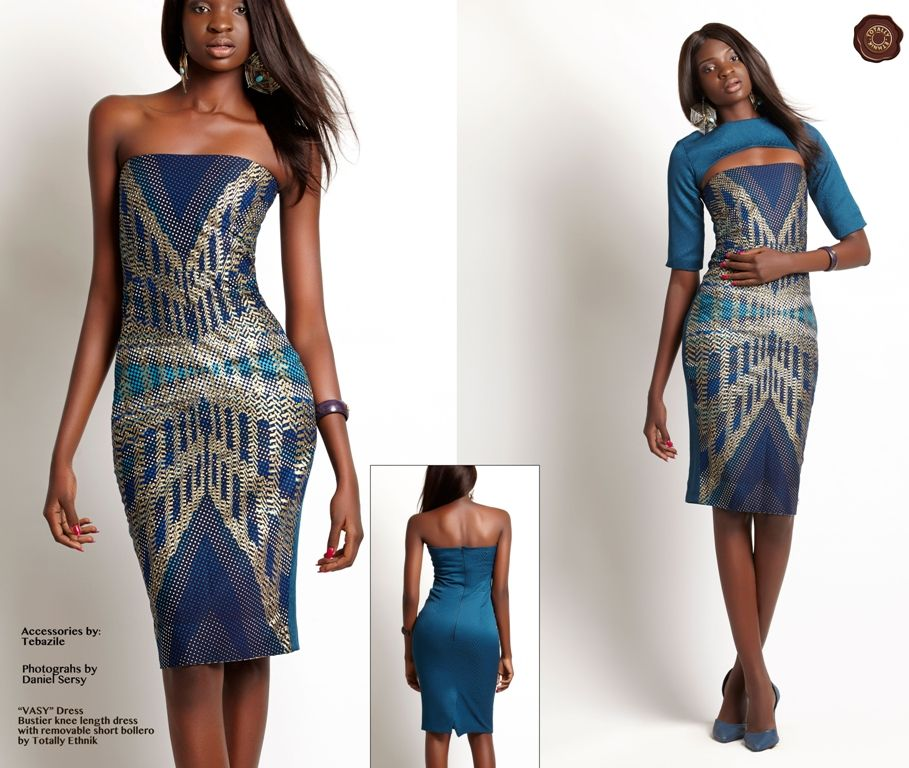 Totally Ethnik Vida Collection Lookbook - BellaNaija - August2014001 (12)