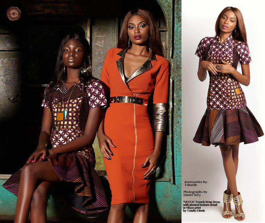 Totally Ethnik Vida Collection Lookbook - BellaNaija - August2014001 (14)