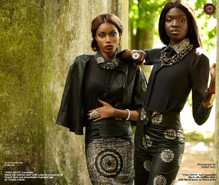 Totally Ethnik Vida Collection Lookbook - BellaNaija - August2014001 (16)