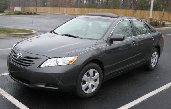 Toyota Camry or Muscle