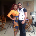 Tracy Nwapa & Majid Michel - August 2014 - BellaNaija.com 01