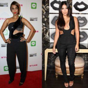 Tyra Banks & Kim Kardashian - August 2014 - BN Style - BellaNaija.com 01