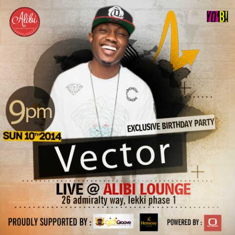 Vector - Events This Weekend - August 2014 - BellaNaija.com 01