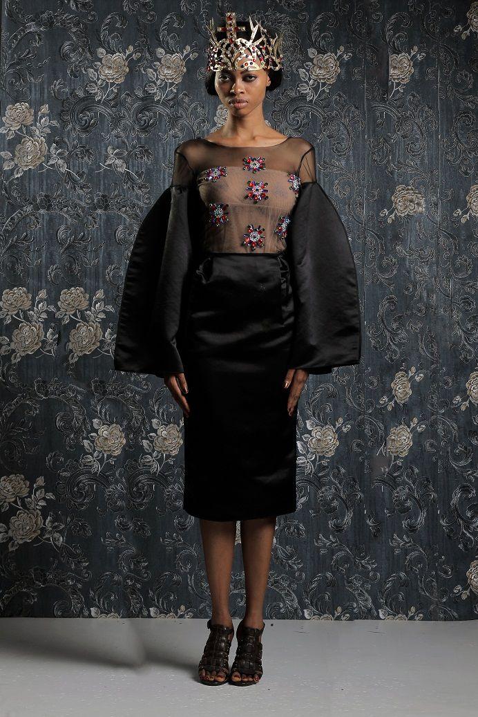 Weiz Dhurm Franklyn Bridget Bishop is King Lookbook - BellaNaija - August2014002