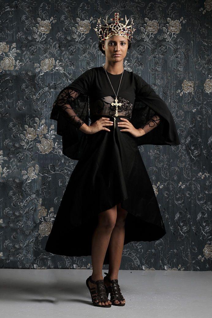 Weiz Dhurm Franklyn Bridget Bishop is King Lookbook - BellaNaija - August2014004
