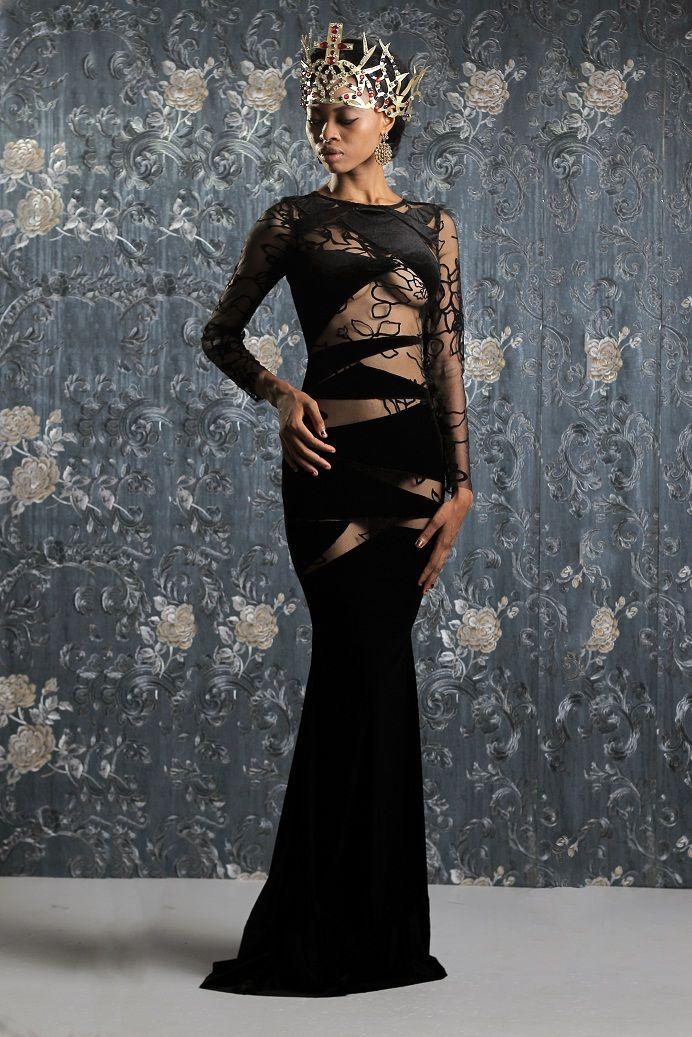 Weiz Dhurm Franklyn Bridget Bishop is King Lookbook - BellaNaija - August2014005