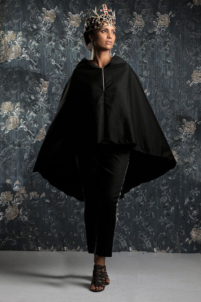Weiz Dhurm Franklyn Bridget Bishop is King Lookbook - BellaNaija - August2014006