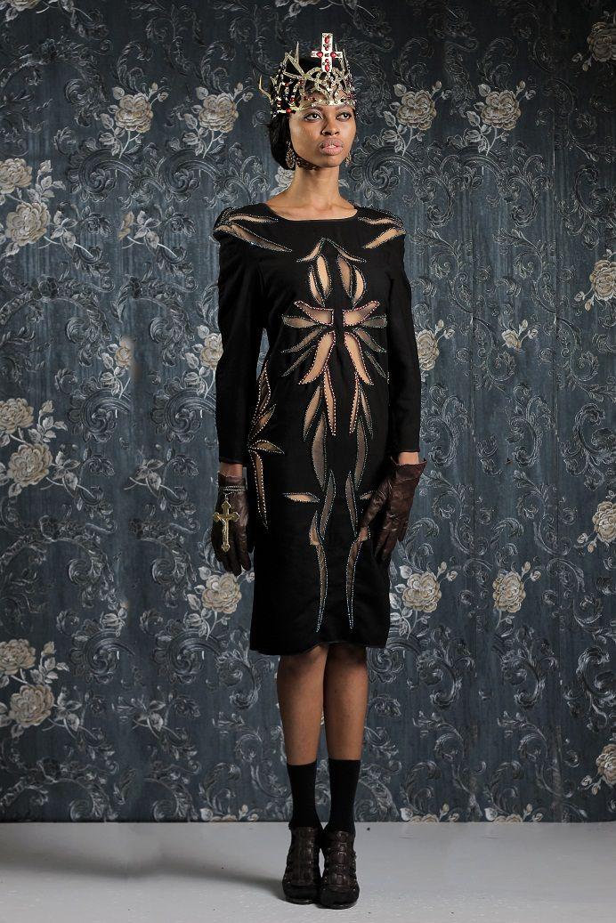 Weiz Dhurm Franklyn Bridget Bishop is King Lookbook - BellaNaija - August2014007